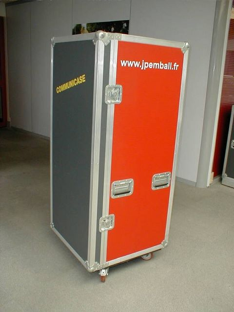 Baie flight-case multi-color, JPEMBALL